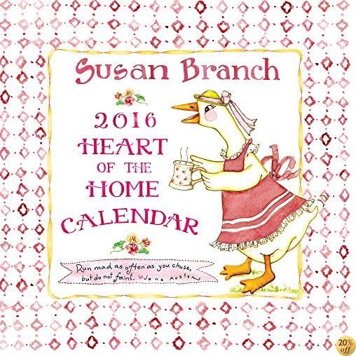 T2016 Susan Branch Wall Calendar