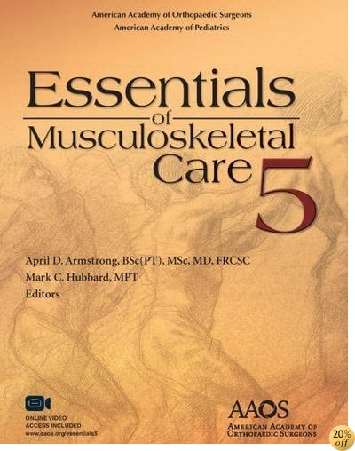 TEssentials of Musculoskeletal Care, 5th Edition