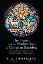 The Trinity and the Vindication of Christian…