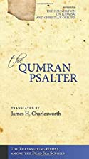 The Qumran Psalter: The Thanksgiving Hymns…
