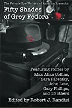 Fifty Shades of Grey Fedora: The Private Eye…