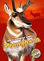 Pronghorn by Chris Bowman