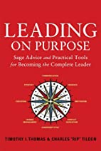 Leading on Purpose: Sage Advice and…