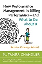 How Performance Management Is Killing…