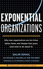 Exponential Organizations: Why new…
