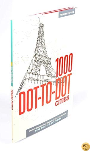 T1000 Dot-to-Dot: Cities