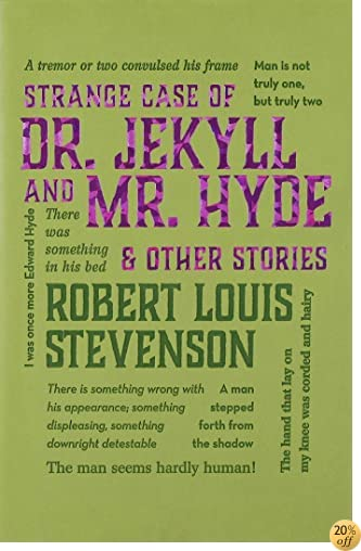 TThe Strange Case of Dr. Jekyll and Mr. Hyde & Other Stories (Word Cloud Classics)
