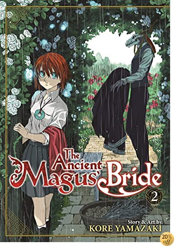TThe Ancient Magus' Bride Vol. 2