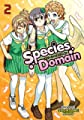 Acheter Species Domain volume 2 sur Amazon