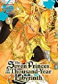 Acheter The Seven Princes of the Thousand Year Labyrinth volume 4 sur Amazon