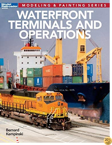 Waterfront Terminals and Operations (Modeling & Painting)