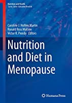 Nutrition and Diet in Menopause (Nutrition…