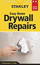Stanley Easy Home Drywall Repairs (Quick…