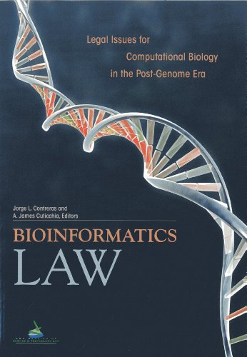 bioinformatics-law-legal-issues-for-computational-biology-in-the-post-genome-era