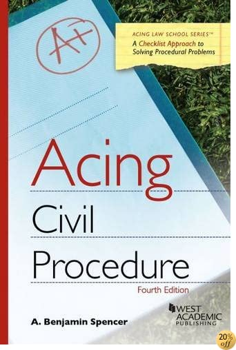TAcing Civil Procedure (Acing Series)