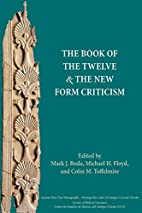 The Book of the Twelve and the New Form…