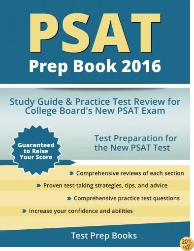 TPSAT Prep Book 2016: Study Guide and Practice Test Review for College Board's New PSAT Exam