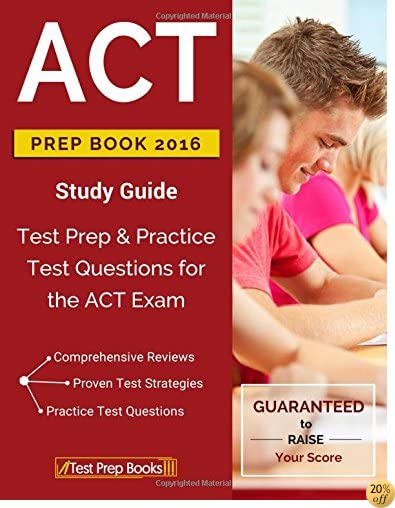 TACT Prep Book 2016 Study Guide: Test Prep & Practice Test Questions for the ACT Exam