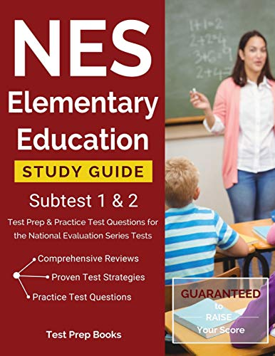 nes-elementary-education-study-guide-subtest-1-2-test-prep-practice-test-questions-for-the-national-evaluation-series-tests