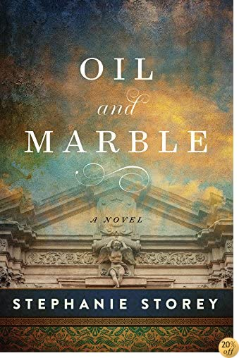 TOil and Marble: A Novel of Leonardo and Michelangelo