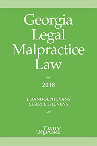 georgia-legal-malpractice-law-2018
