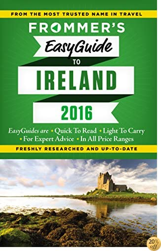 TFrommer's EasyGuide to Ireland 2016 (Easy Guides)