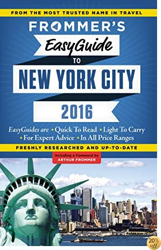 TFrommer's EasyGuide to New York City 2016