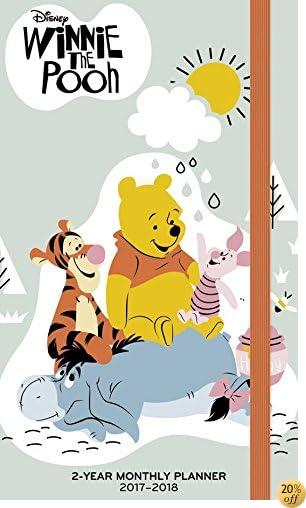 TWinnie the Pooh Pocket Planner 2 Year (2017)