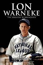 Lon Warneke by Don Duren