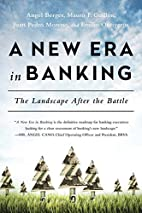 A new era in banking : landscape after the…