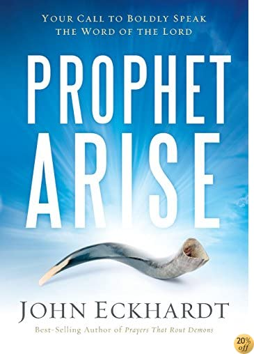 TProphet, Arise: Your Call to Boldly Speak the Word of the Lord