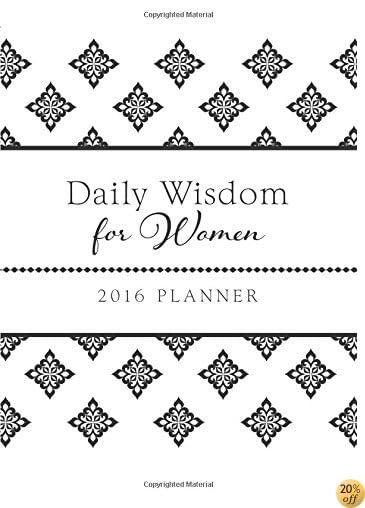 T2016 PLANNER Daily Wisdom for Women (Devotional Series)