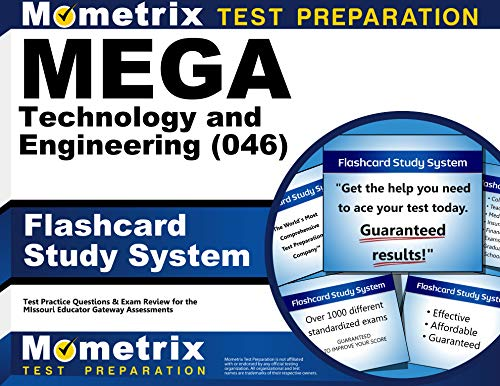 mega-technology-and-engineering-046-flashcard-study-system-mega-test-practice-questions-exam-review-for-the-missouri-educator-gateway-assessments