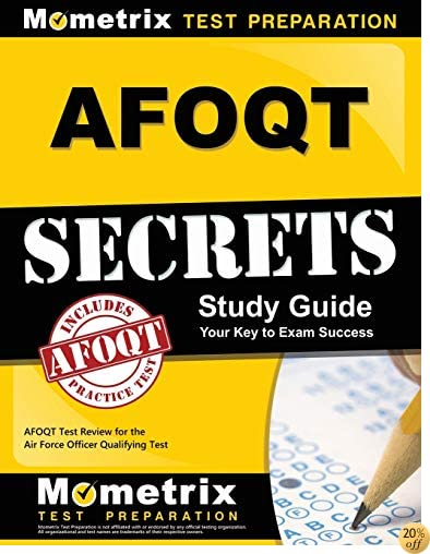 TAFOQT Secrets Study Guide: AFOQT Test Review for the Air Force Officer Qualifying Test