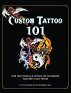 Custom Tattoo 101: Over 1000 Stencils and…