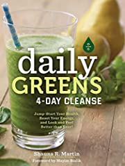 Daily Greens 4-Day Cleanse: Jump Start Your…