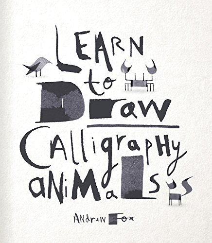 learn-to-draw-calligraphy-animals-30-unique-creations