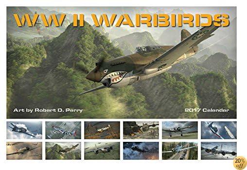 TWWII Warbirds 2017 Calendar