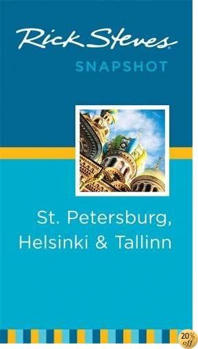 TRick Steves Snapshot St. Petersburg, Helsinki & Tallinn