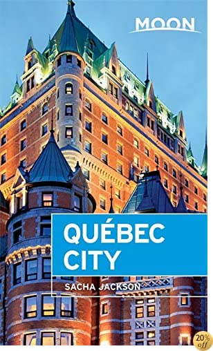 TMoon Québec City (Moon Handbooks)