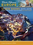 Rick Steves Europe: 12 New Shows DVD…