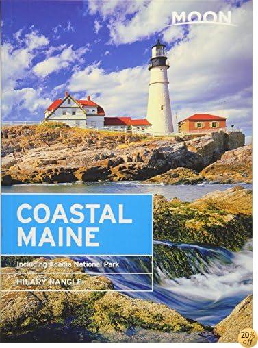 TMoon Coastal Maine: Including Acadia National Park (Moon Handbooks)