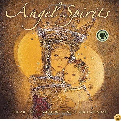 Angel Spirits 2016 Wall Calendar