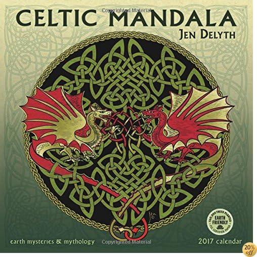 TCeltic Mandala 2017 Wall Calendar: Earth Mysteries & Mythology
