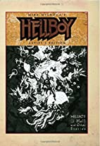 Mike Mignola Hellboy Artist Edition by Mike…