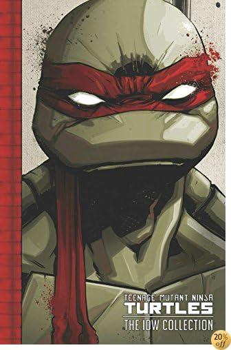 TTeenage Mutant Ninja Turtles: The IDW Collection Volume 1