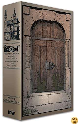 TLocke & Key Slipcase Set