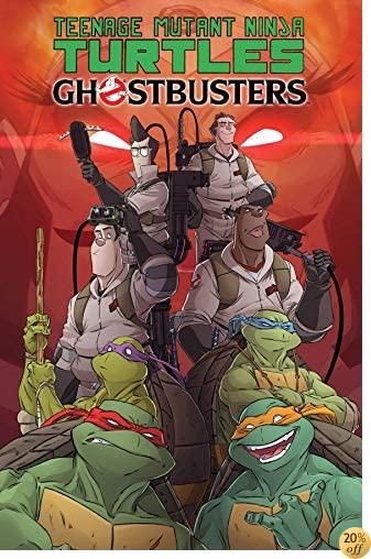 TTeenage Mutant Ninja Turtles/Ghostbusters