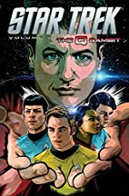 Star Trek Volume 9: The Q Gambit by Mike…