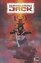 Samurai Jack Volume 4: The Warrior-King…